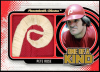 Pete Rose 2017 President's Choice One-of-a-Kind Memorabilia Patch at PristineAuction.com