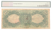1880 $10 Ten Dollars Legal Tender Large Bank Note Bill (PMG 15) at PristineAuction.com