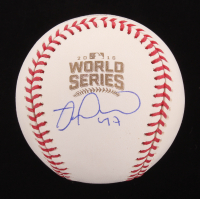 Miguel Montero Signed 2016 World Series Baseball (Beckett COA) at PristineAuction.com