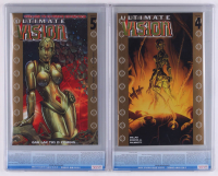Lot of (2) CGC Graded 9.8 2006 Ultimate Spider-Man Marvel Comic Books with #87 & #88 at PristineAuction.com