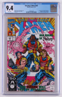 "1991 ""Uncanny X-Men"" Issue #282 Marvel Comic Book (CGC 9.4) at PristineAuction.com"