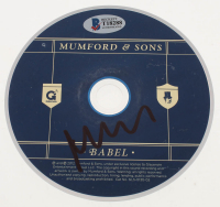 "Marcus Mumford Signed Mumford & Sons ""Babel"" CD (Beckett COA) at PristineAuction.com"