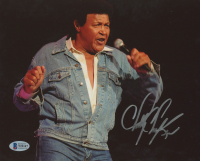 Chubby Checker Signed 8x10 Photo (Beckett COA) at PristineAuction.com