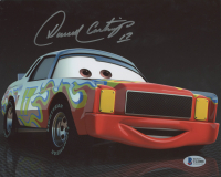 "Darrell Waltrip Signed ""Cars"" 8x10 Photo (Beckett COA) at PristineAuction.com"