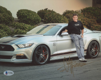Chip Foose Signed 8x10 Photo (Beckett COA) at PristineAuction.com