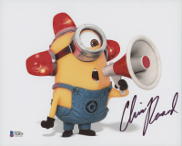 "Chris Renaud Signed ""Minions"" 8x10 Photo (Beckett COA) at PristineAuction.com"