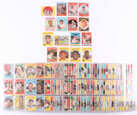1959 Topps Complete Set of (572) Baseball Cards with #10 Mickey Mantle, #50 Willie Mays, #202 Roger Maris, #150 Stan Musial, #163 Sandy Koufax, #380 Hank Aaron, #478 Roberto Clemente at PristineAuction.com