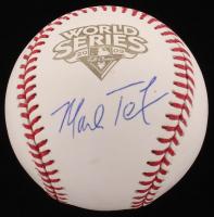 Mark Teixeira Signed 2009 World Series Baseball (Steiner COA & MLB Hologram) at PristineAuction.com