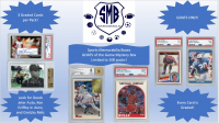 Sports Memorabilia Boxes: GOATS of the Game Graded Card Mystery Box! (Series 1) at PristineAuction.com