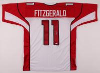 Larry Fitzgerald Signed Jersey (JSA COA) at PristineAuction.com
