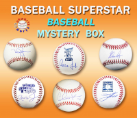 Schwartz Sports Baseball Superstar Baseball Mystery Box - Series 6 (Limited to 100) at PristineAuction.com