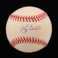 Yogi Berra Signed OAL Baseball (Steiner Hologram) at PristineAuction.com
