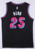 Kendrick Nunn Signed Heat Jersey (PSA COA) at PristineAuction.com