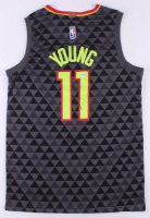 Trae Young Signed Hawks Jersey (PSA COA) at PristineAuction.com