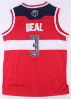 Bradley Beal Signed Wizards Jersey (Beckett COA) at PristineAuction.com