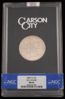 1884-CC Morgan Silver Dollar (GSA Hoard) (NGC MS 65) at PristineAuction.com