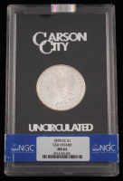 1878-CC Morgan Silver Dollar (GSA Hoard) (NGC MS 65) at PristineAuction.com