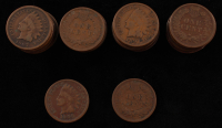 Lot of (38) Indian Head Pennies at PristineAuction.com