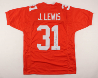 Jamal Lewis Signed Jersey (Schwartz COA) at PristineAuction.com