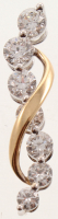 1.82ct Diamond Pendant 18kt Yellow & White Gold (AIG Appraisal) at PristineAuction.com