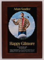 """""""Happy Gilmore"""" 14.5x20.5 Custom Framed Movie Poster Display at PristineAuction.com"""