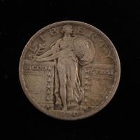 1920 Standing Liberty Quarter Dollar at PristineAuction.com