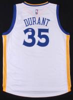 Kevin Durant Signed Warriors Jersey (PSA Hologram) at PristineAuction.com