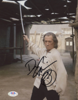 "David Carradine Signed ""Kill Bill"" 8x10 Photo (PSA COA) at PristineAuction.com"