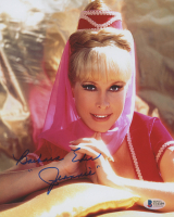 "Barbara Eden Signed ""I Dream of Jeannie"" 8x10 Photo Inscribed ""Jeannie"" (Beckett COA) at PristineAuction.com"