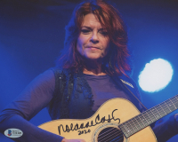"""Rosanne Cash Signed 8x10 Photo Inscribed """"2020"""" (Beckett COA) at PristineAuction.com"""