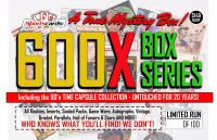 "Sportscards.com ""MYSTERY 600X SERIES"" A True Sports Card Mystery Box! 2020 Edition! at PristineAuction.com"
