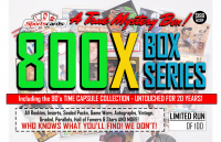 "Sportscards.com ""MYSTERY 800X SERIES"" A True Sports Card Mystery Box! 2020 Edition! at PristineAuction.com"