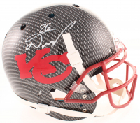 Damien Williams Signed Chiefs Full-Size Authentic On-Field Hydro-Dipped Helmet (Beckett COA) at PristineAuction.com