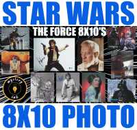 Mystery Ink The Force Signed 8x10 Mystery Box Pack! One STAR WARS Photo In Each! at PristineAuction.com