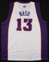 Steve Nash Signed Suns Jersey (JSA COA) at PristineAuction.com
