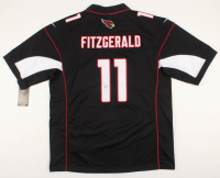Larry Fitzgerald Signed Cardinals Jersey (JSA COA) at PristineAuction.com