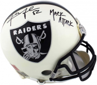 "Khalil Mack Signed Radiers Full-Size Authentic On-Field Helmet Inscribed ""Mack Attack"" (JSA Hologram) at PristineAuction.com"