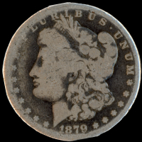 1879-O Morgan Silver Dollar at PristineAuction.com