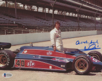 "Mario Andretti Signed 8x10 Photo Inscribed ""All the Best"" (Beckett COA) at PristineAuction.com"