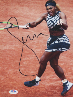 Serena Williams Signed 8.5x11 Photo (PSA COA) at PristineAuction.com