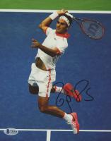 Roger Federer Signed 8x10 Photo (Beckett COA) at PristineAuction.com