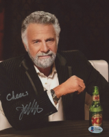 "Jonathan Goldsmith Signed 8x10 Photo Inscribed ""Cheers"" (Beckett COA) at PristineAuction.com"