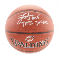 "Nikola Jokic Signed NBA Basketball Inscribed ""The Joker"" (JSA COA) at PristineAuction.com"