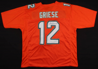 Bob Griese Signed Jersey (JSA COA) at PristineAuction.com