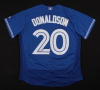 Josh Donaldson Signed Blue Jays Jersey (JSA COA) at PristineAuction.com