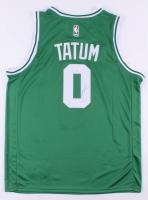 Jayson Tatum Signed Celtics Jersey (JSA COA) at PristineAuction.com