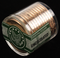 Ballistic Roll of (12) Uncirculated 2015-P Harry Truman Presidential Dollars at PristineAuction.com