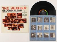"The Beatles' ""Second Album"" Vinyl Record LP at PristineAuction.com"