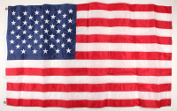 American Flag Flown Over the Capitol on January 15, 2017 (Architect of the Capitol COA) at PristineAuction.com