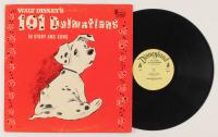 "Original Vintage 1963 Walt Disney's ""101 Dalmatians"" Vinyl Record LP at PristineAuction.com"